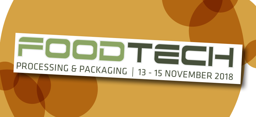 Meet us at FoodTech