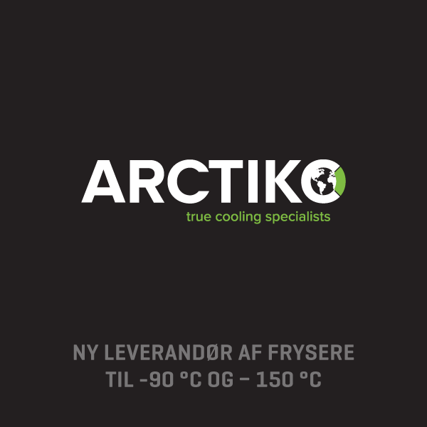 New supplier of -90°C and -150°C freezers